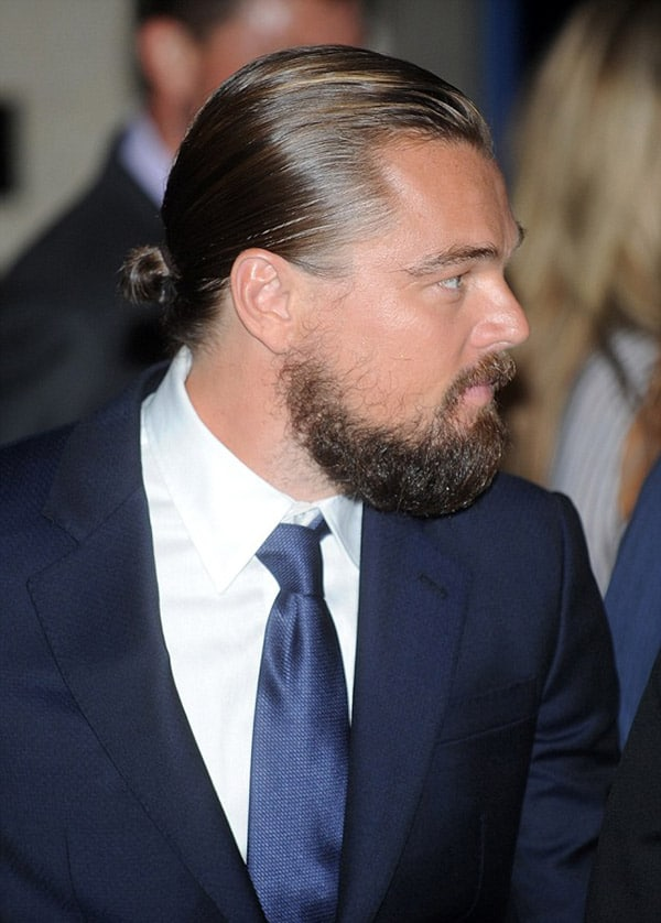Stupendous Are All Men Growing Their Hair To Get Some Buns Short Hairstyles For Black Women Fulllsitofus