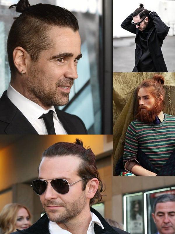 men-top-knots