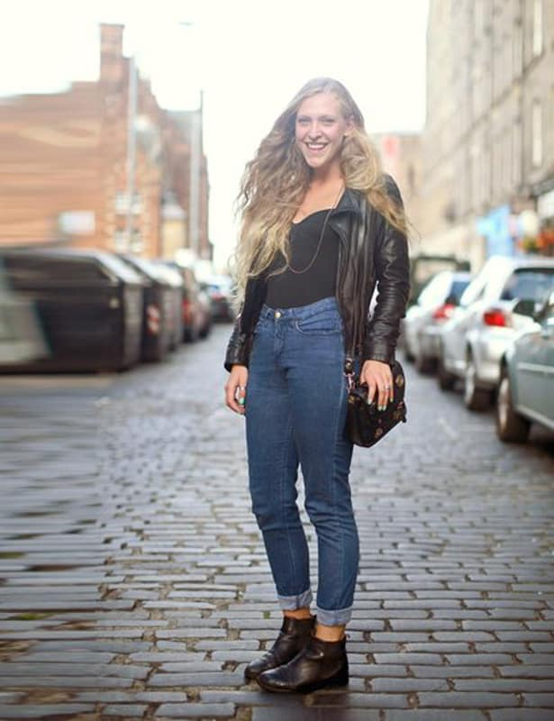 What Do You Really Think About The Mom Jeans Trend The Fashion Tag Blog