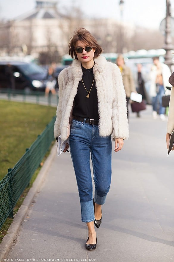 What Do You Really Think About The Mom Jeans Trend The