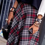 The PLAID SKIRT And Its Many Faces