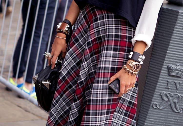 office-look-tartan-skirt (5)