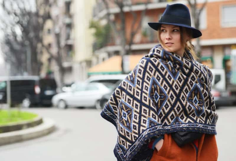 Fashion trend oversized scarf 24