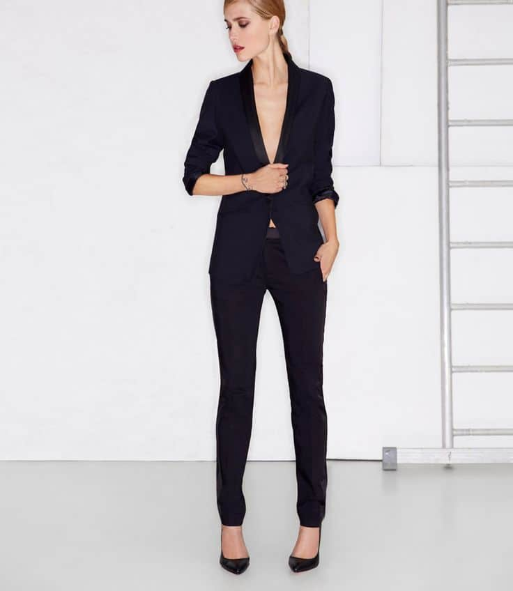Wonderful Simple Business Pant Suits For Women  WardrobeLookscom