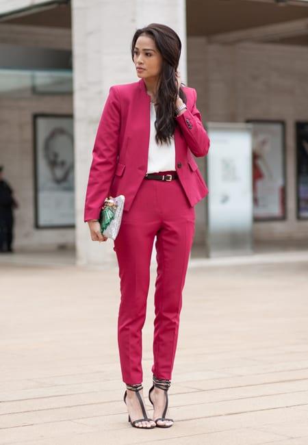 NYFW-street-style-pink