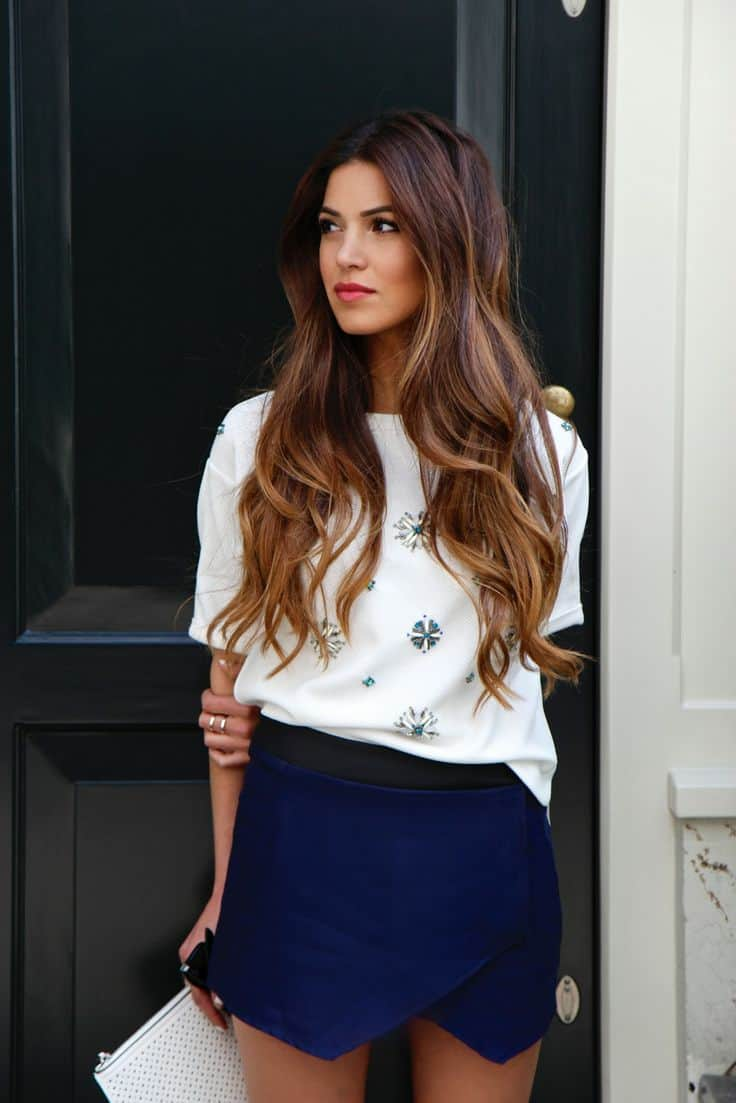 haircolortrendbrunette � the fashion tag blog