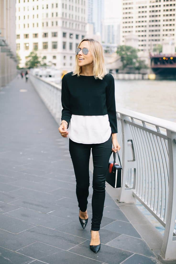 Wearing Crop Sweaters In Winter Yes Or No The Fashion Tag Blog