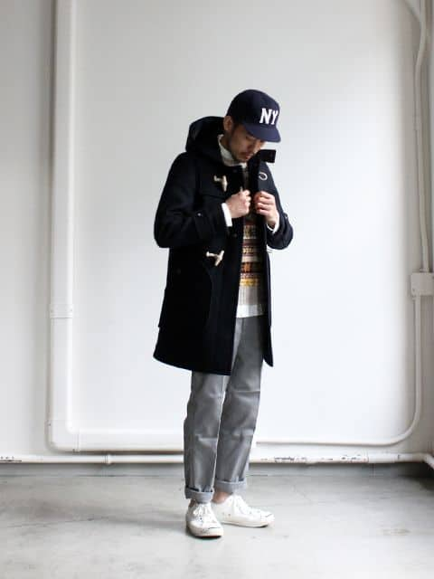 men-duffle-coat-style (4) | Fashion Tag Blog