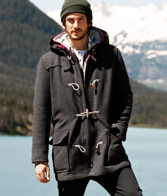 Hottest 4 Coat Styles For MEN In 2015 Winter – The Fashion