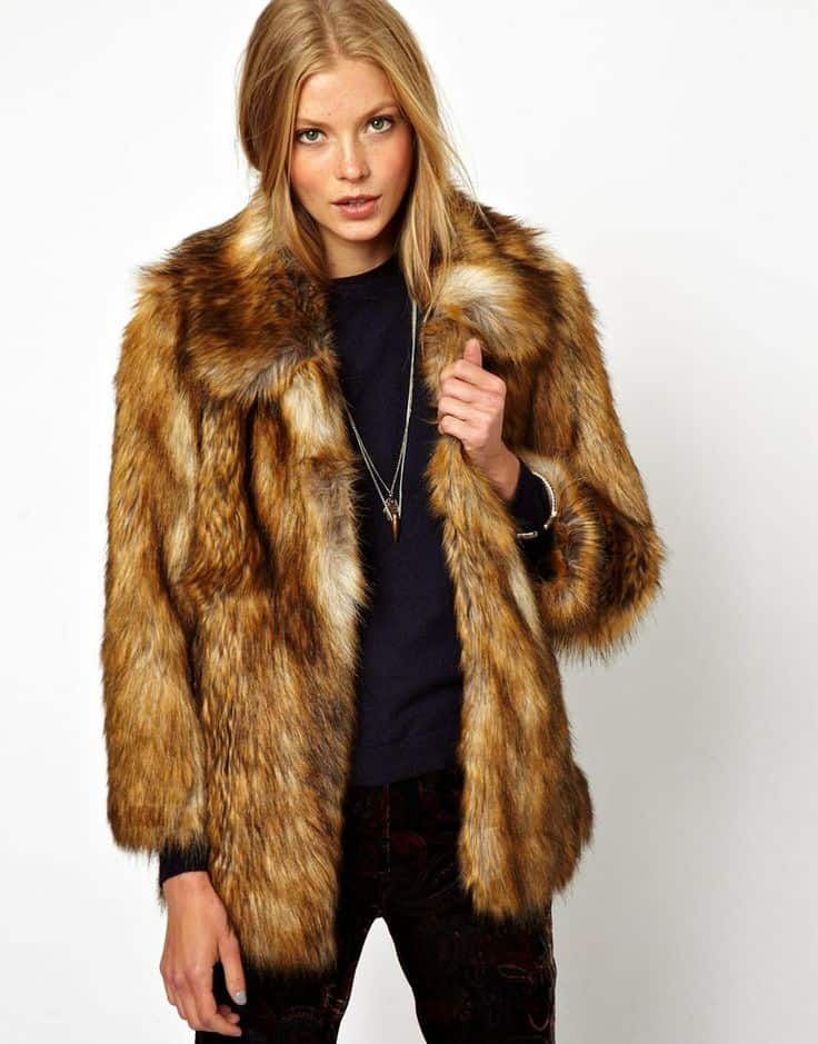 The Only Fur Coat You Need This Winter! | Fashion Tag Blog