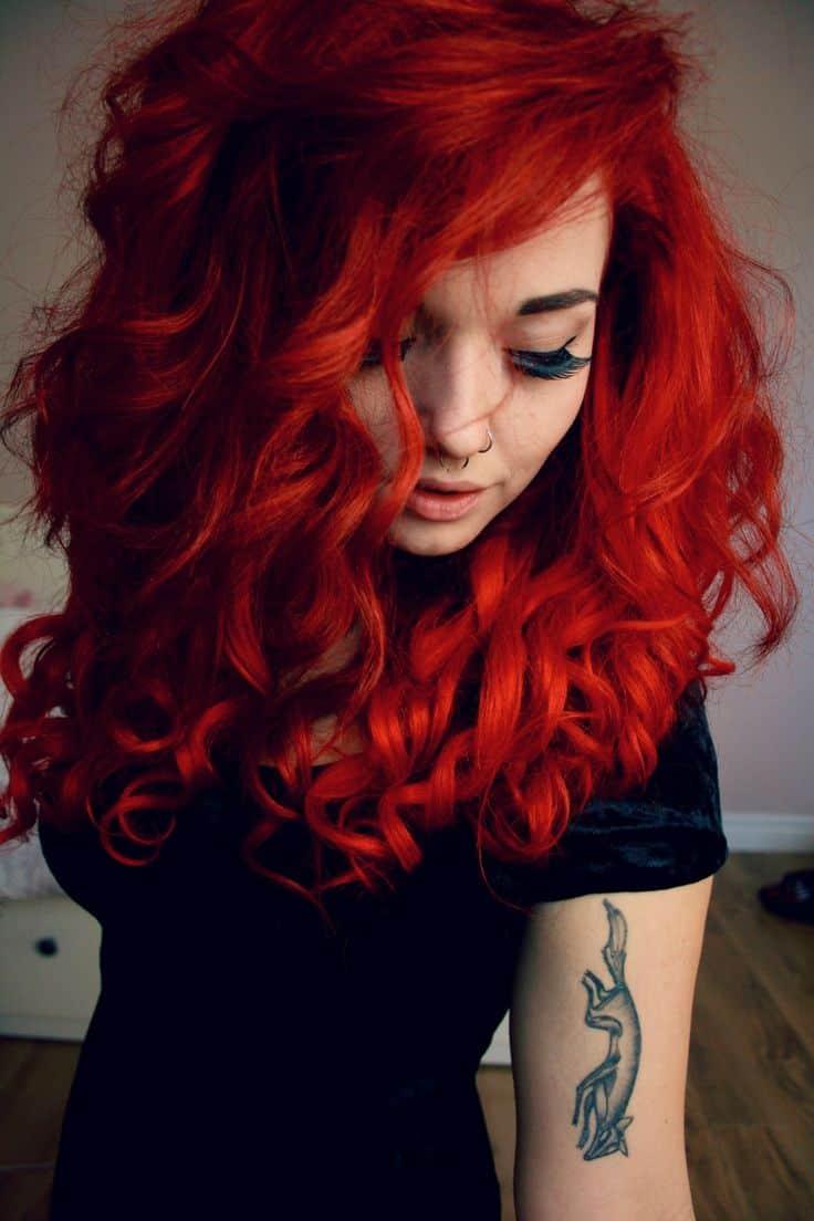 Haircolors Talk Trends Blonde Vs Brunette Vs Red The Fashion Tag Blog