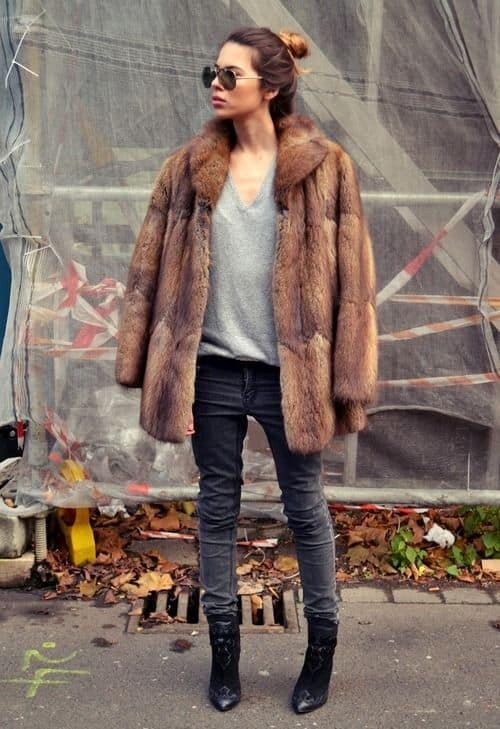 The Only Fur Coat You Need This Winter! – The Fashion Tag Blog