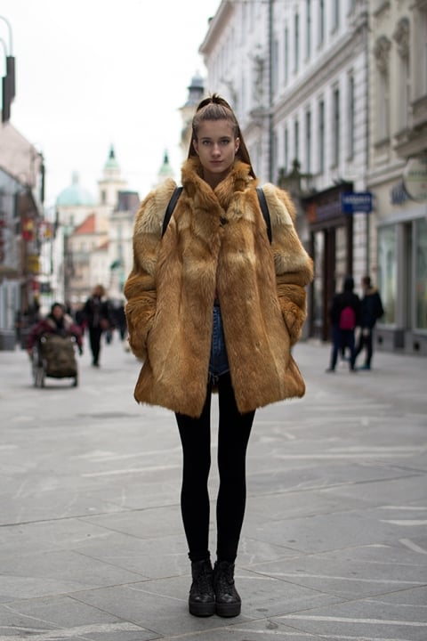 The Only Fur Coat You Need This Winter The Fashion Tag Blog