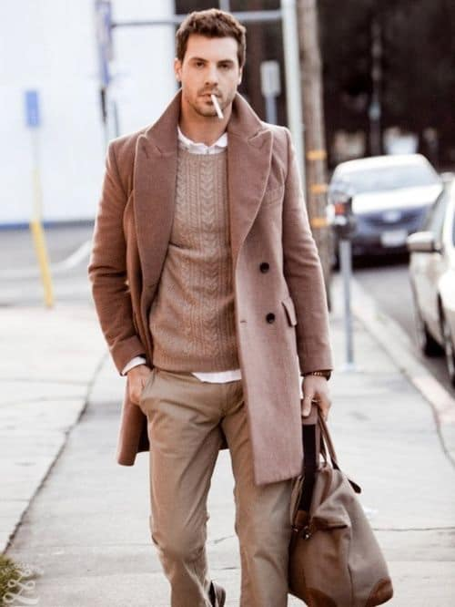 Winter Streetstyle Men Coats 2 The Fashion Tag Blog