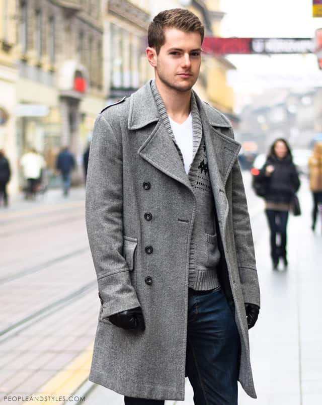 Hottest 4 Coat Styles For Men In 2015 Winter The Fashion