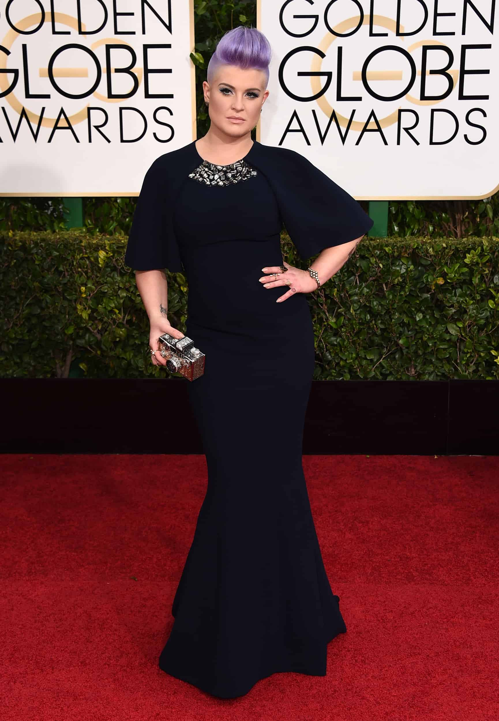 2015-golden-globes-red-carpet-kelly-osbourne