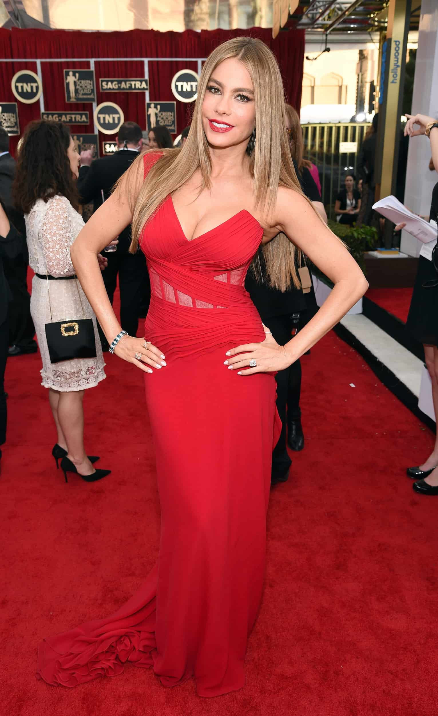 2015-sag-awards-red-carpet-best-worst-dressed-sofia=vergara
