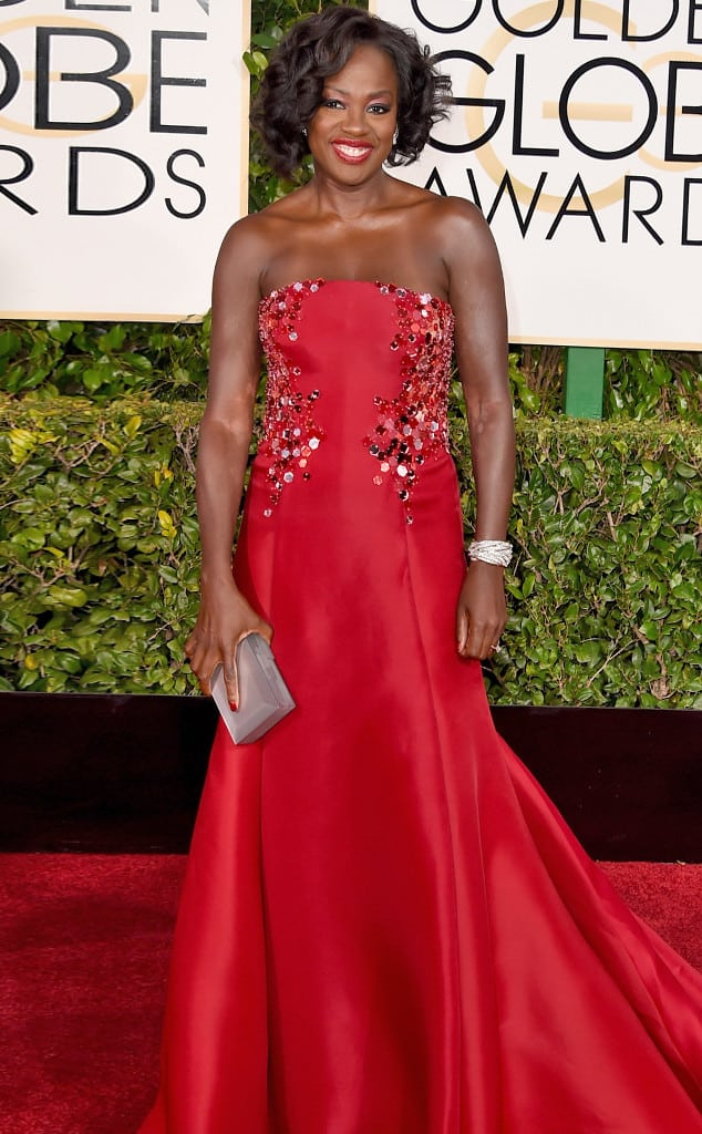 Viola-Davis-2015-golden-globes-red-carpet