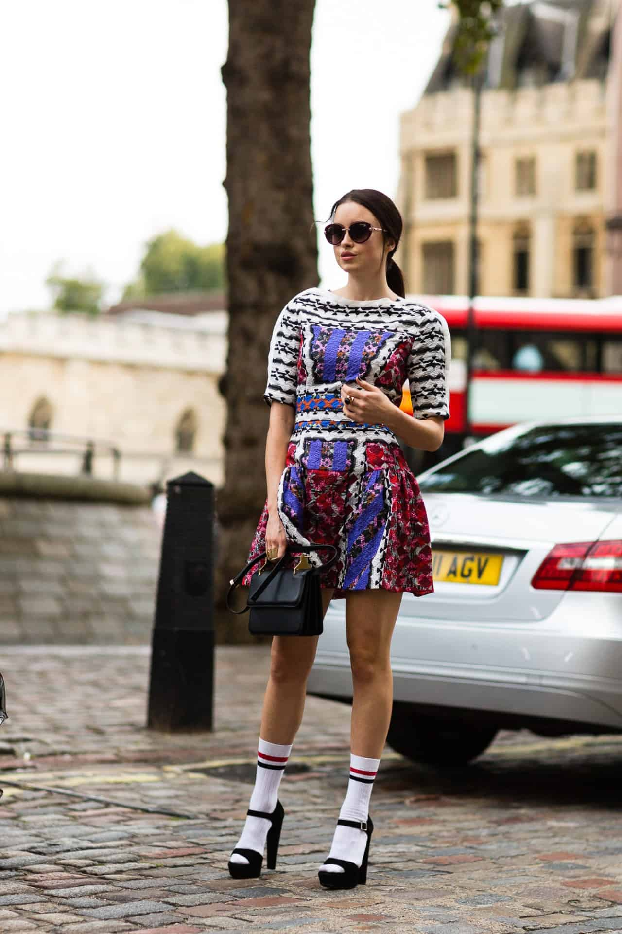 What To Wear With Chunky Heels