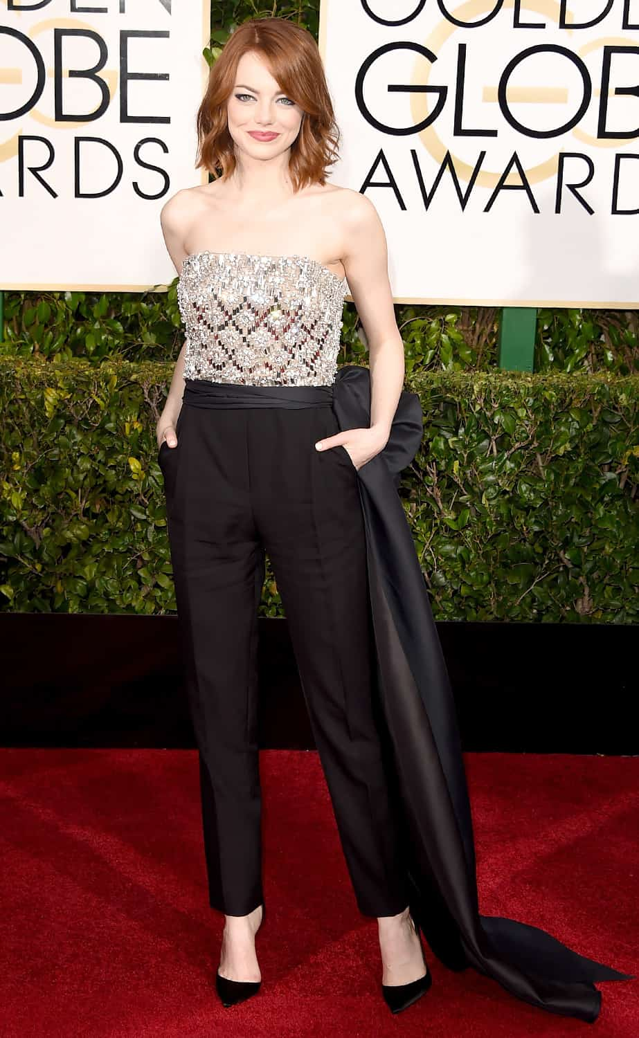 emma-stone-2015-golden-globes-red-carpet