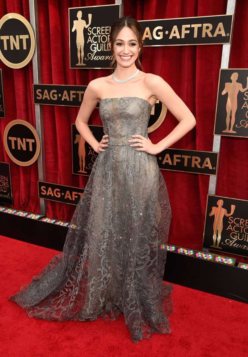 emmy-rossum-2015-sag-awards-red-carpet-best-worst-dressed