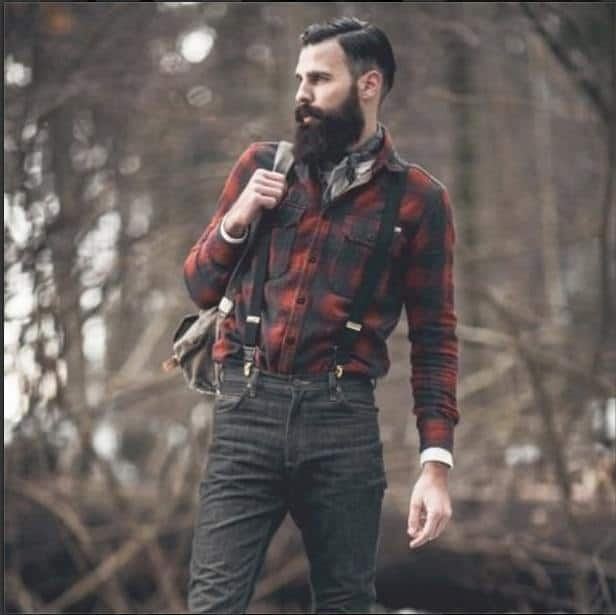 Prime Lumbersexuals The Men Trend That Doesnt Go Away The Fashion Natural Hairstyles Runnerswayorg
