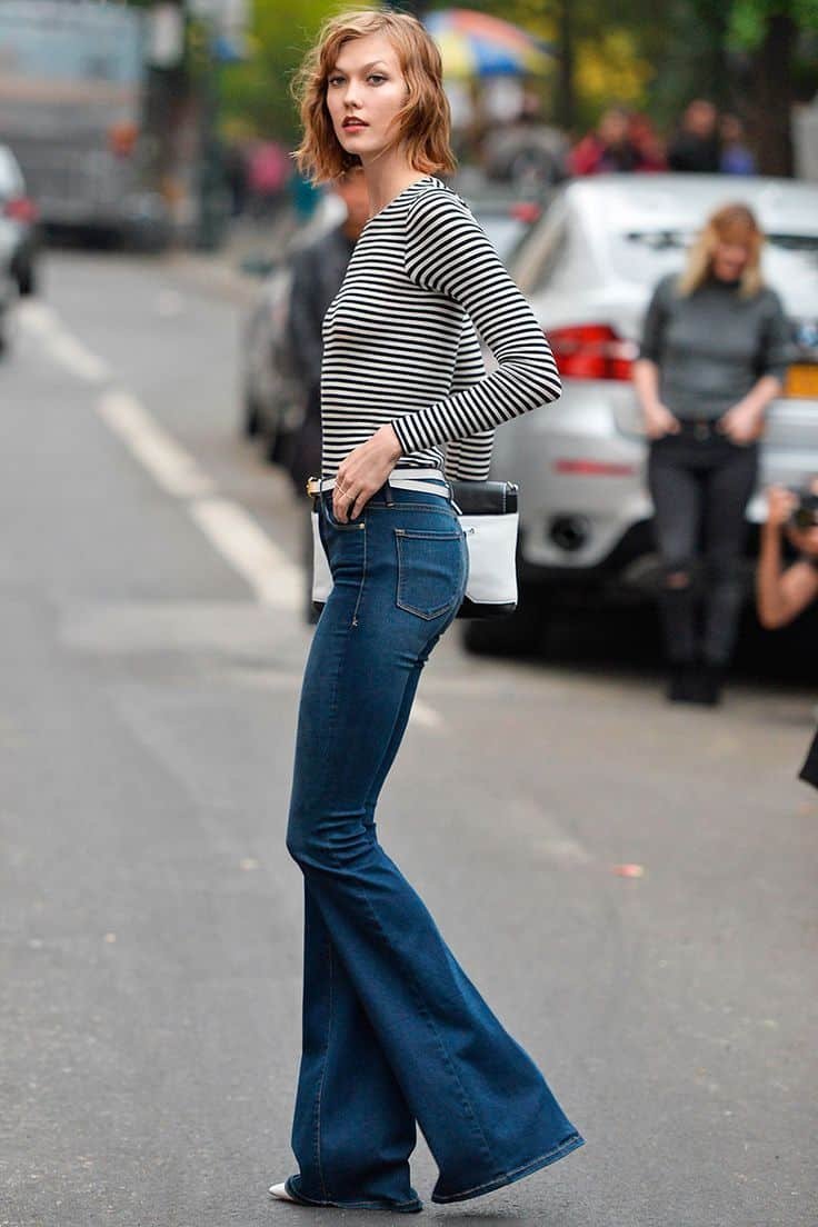 The 39 70s Flared Jeans Are Back Fashion Tag Blog