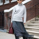 Why Knits & Silk Is The Best Combo This Season?