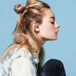 GIRLS. BOYS. Major Hairstyle TREND Alert: The HALF BUN