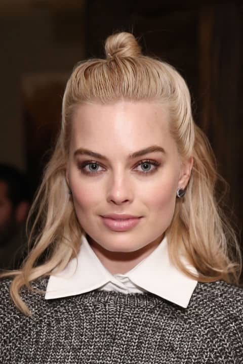 the-half-bun-hairstyle-trend-2015-6