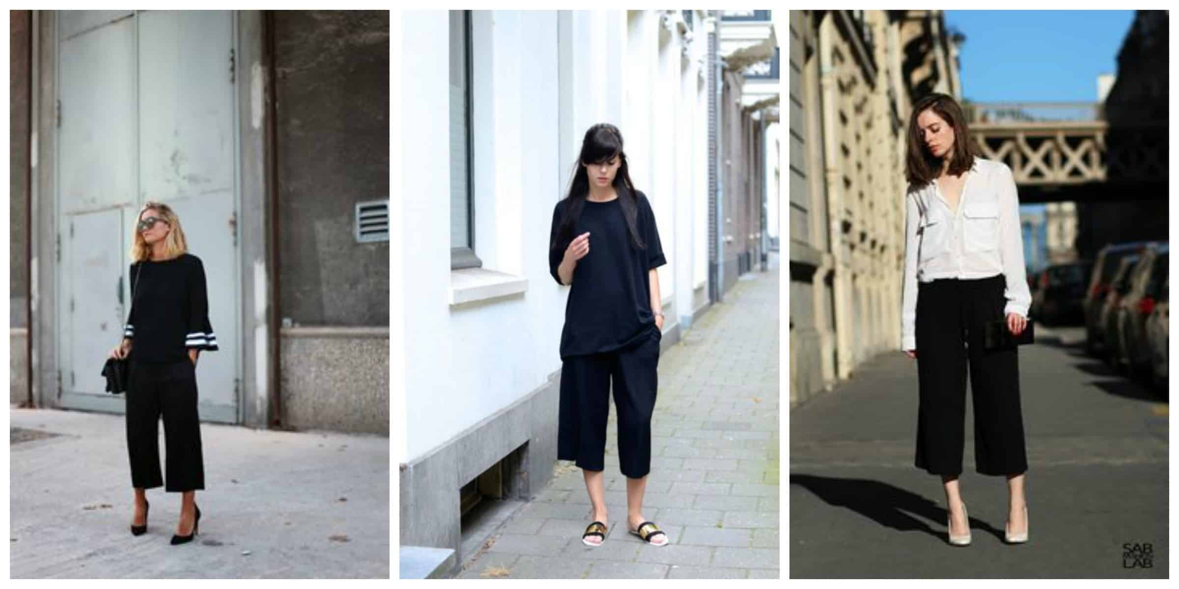 culottes spring pants