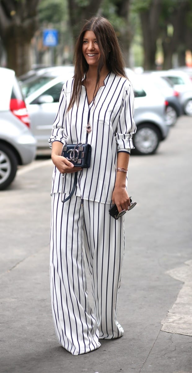 Why Loungewear Is Chic Street Style This Spring The Fashion Tag Blog