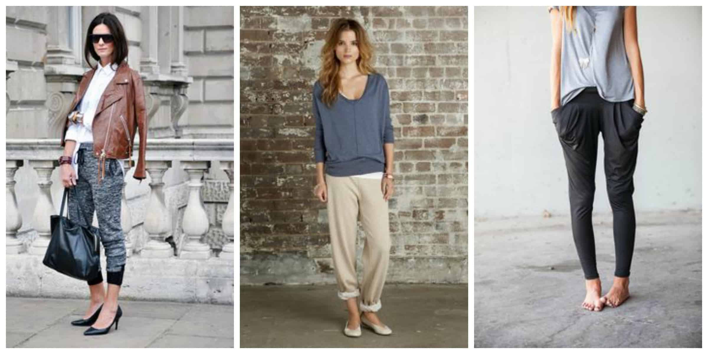 Why Loungewear Is Chic...