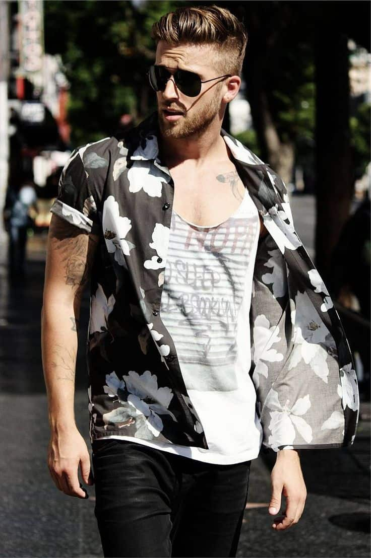 Men How To Wear Casual Amp Office Shirts This Spring The