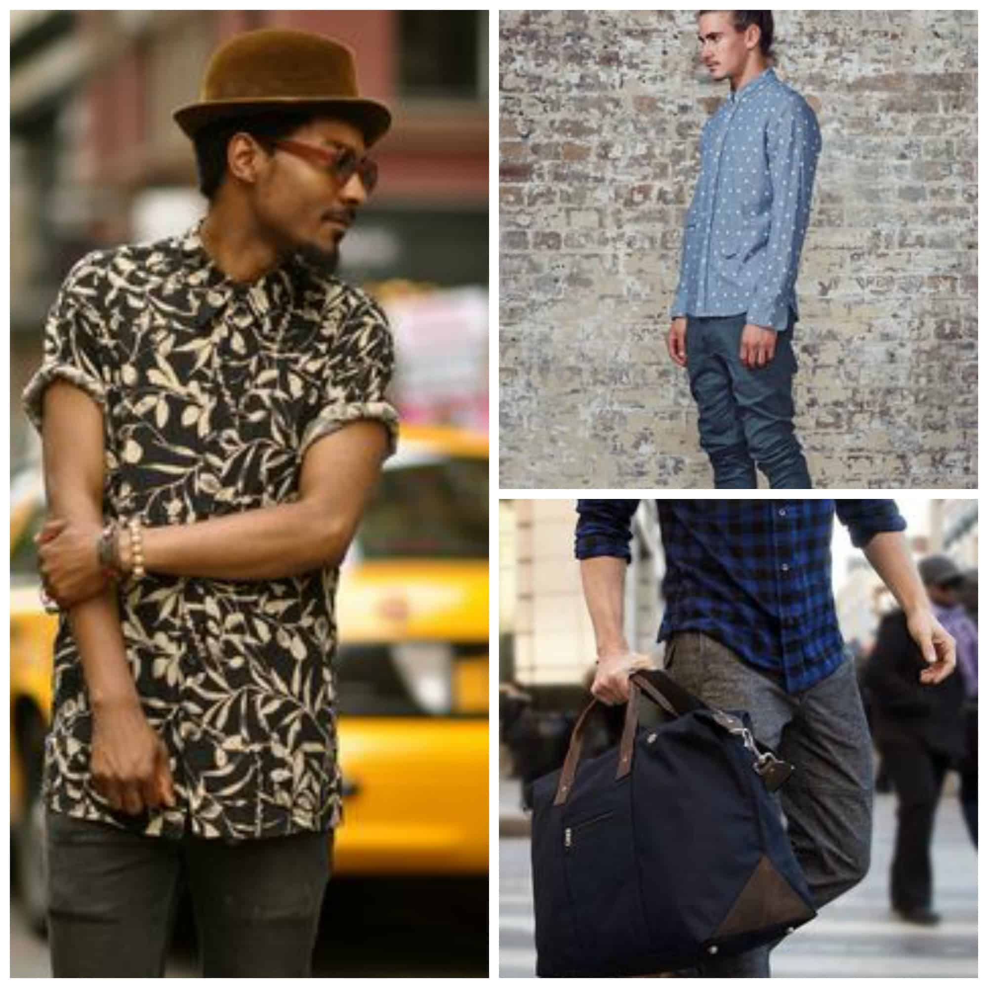 MEN: How To Wear Casual & Office SHIRTS This Spring? – The Fashion ...