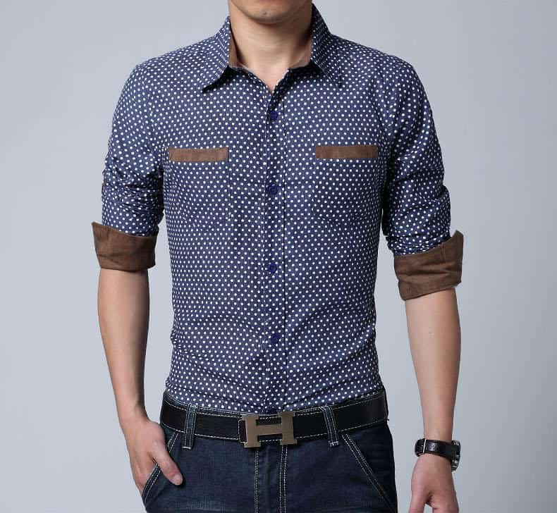 Office Shirts Styles For Men 12
