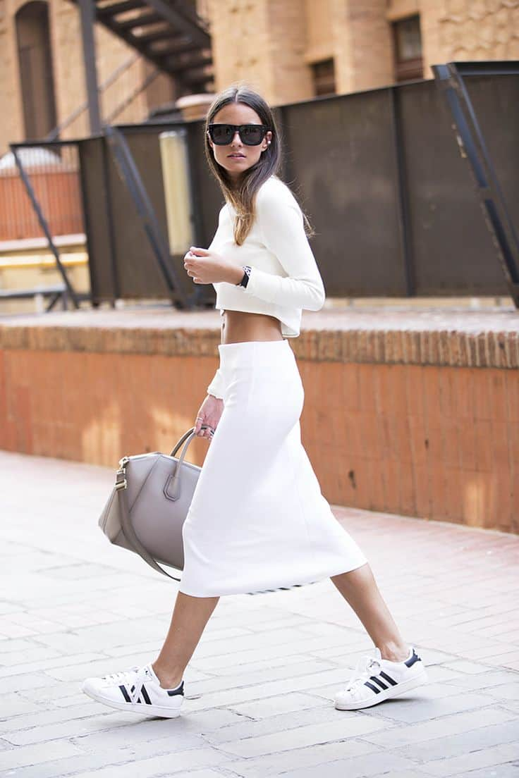 7 Skirts Styles To Wear This Spring The Fashion Tag Blog