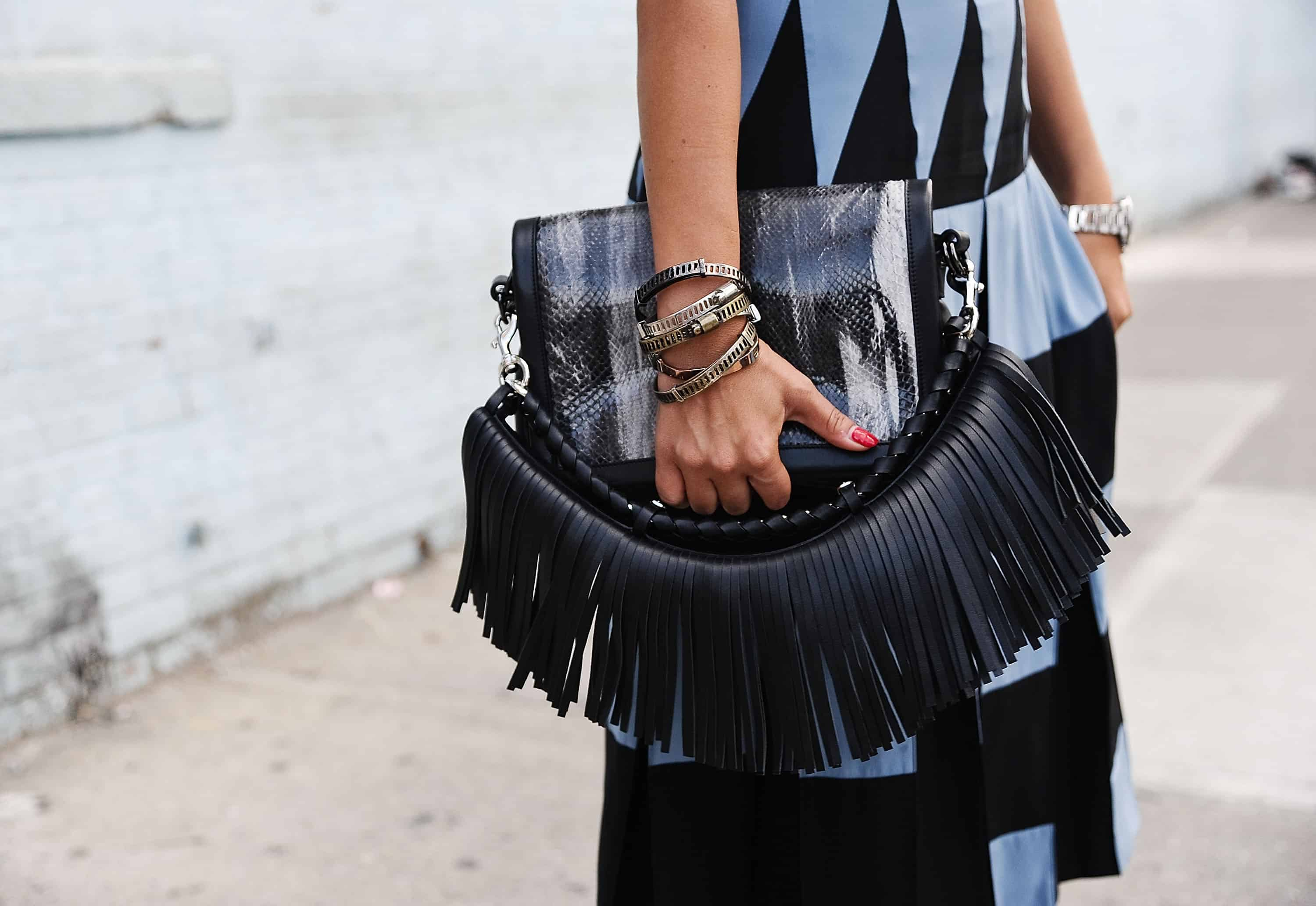 Fringe Trend in Accessories!