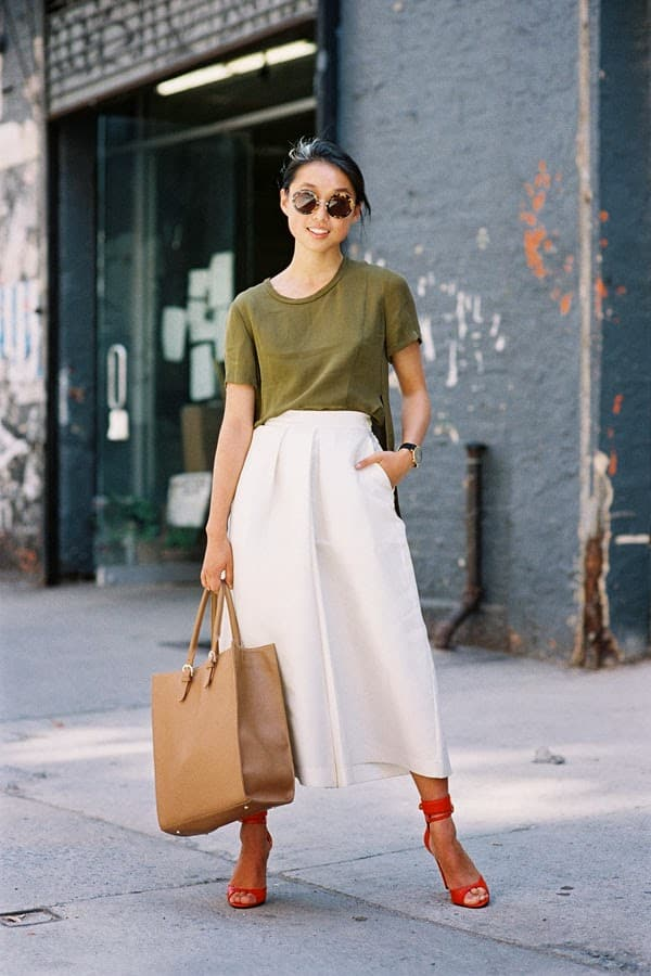 The Culottes Spring Pants Trend Fashion Tag Blog
