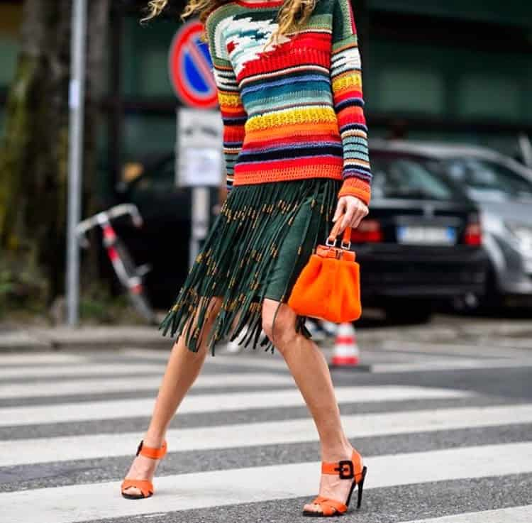 Major Spring Trend 2015: FRINGE – The Fashion Tag Blog