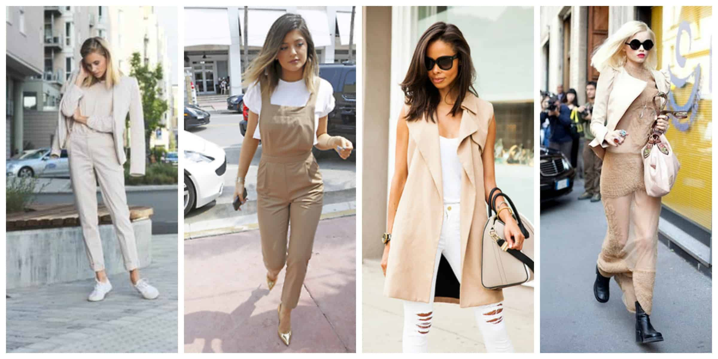 Nude-Colored Clothing And Accessories 2020 ⋆