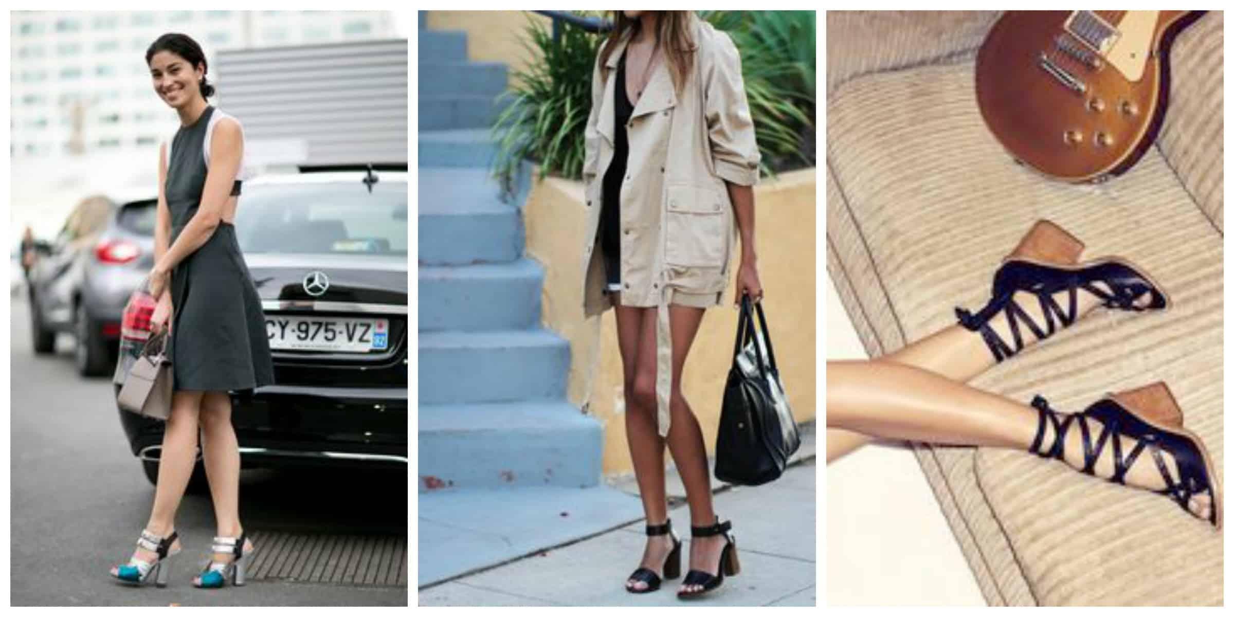 blok-heels