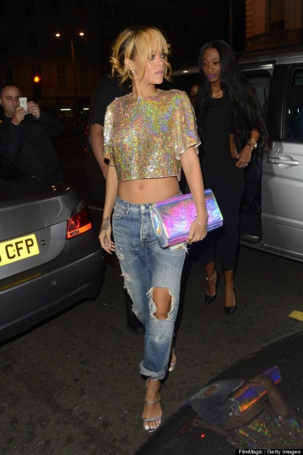 Celebrity Sightings In London - June 16, 2013