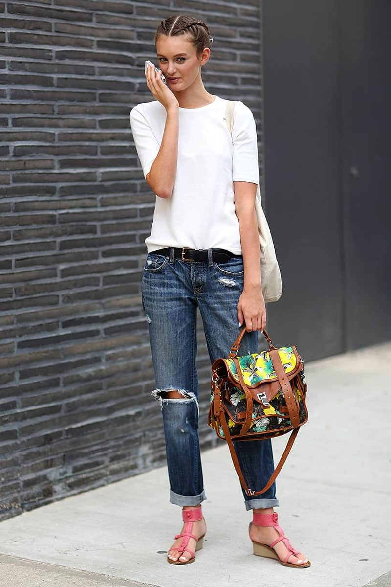 Boyfriend Jeans: Trend OR Staple? - The Fashion Tag Blog