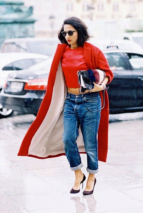 Boyfriend Jeans Trend Streetstyle 16 The Fashion Tag Blog