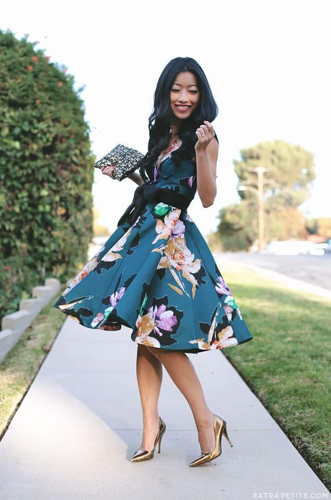 Floral Dresses Easter Sunday Look Fashion Tag Blog