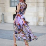 Easter Sunday Look: FLORAL DRESSES