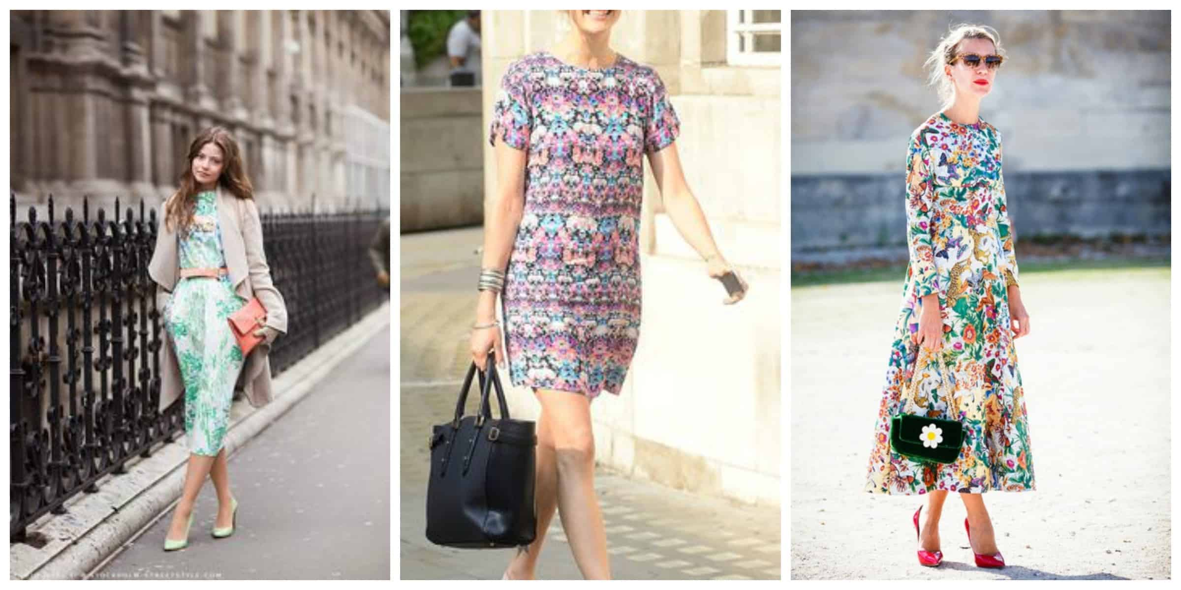 floral-print-dresses