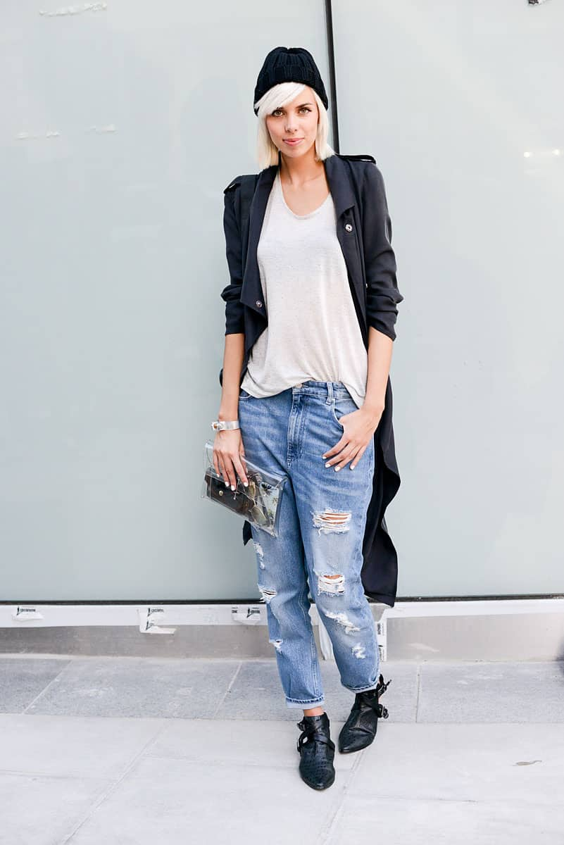 Sep 10,  · Boyfriend cut refers to women's clothing that are cut loose in the style of menswear. The look achieved when wearing a boyfriend cut sweater or jeans is as though you borrowed an item of clothing from your boyfriend's closet.