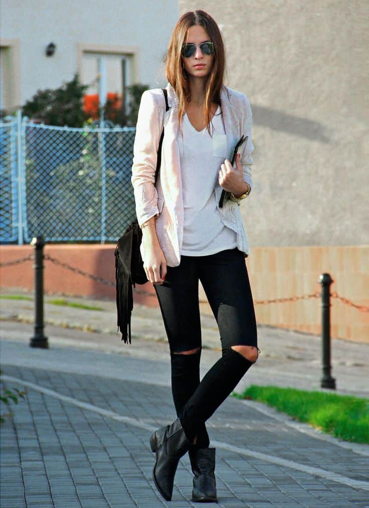 Knee Cut Jeans Why We 39 Re All Obsessed With Them Fashion Tag Blog
